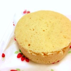 ノンオイルノンエッグなのにフワッフワの米粉蒸しパン
