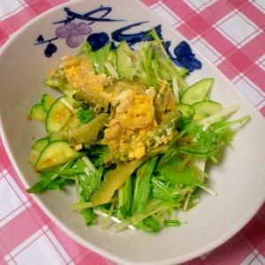 うまうま♪ゴーヤの韓国風サラダ