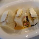 カレーとチーズのポケットサンド【離乳食、幼児食に】