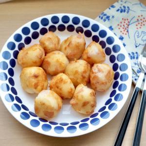 簡単!サクッとはんぺんチーズボール‐魚肉ソーセージ