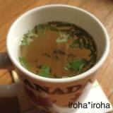 10秒で出来る★マグカップでスープ