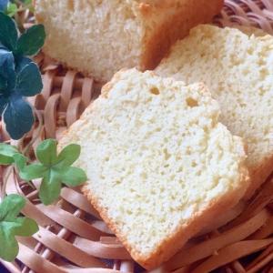 ホットケーキミックスde即席ミニ食パン