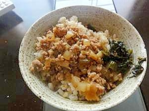 豚挽肉と五香粉でつくる台湾屋台料理