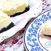 ☆★ホワイトチョコレートチーズケーキ♪★☆