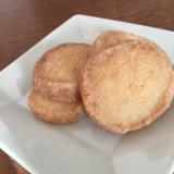 強力粉で作るクッキー