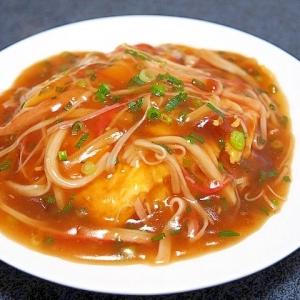 簡単! 本格的な天津飯(テンシンハン)
