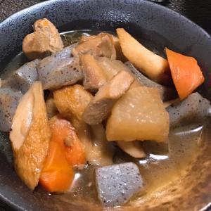 家にある野菜で!簡単にできる筑前煮