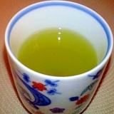 日本人だね☆日本茶で☆ゆず茶