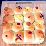 5種のフィリングのちぎりパン