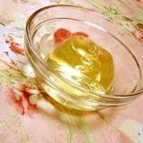大人の冷菓❤梅酒ゼリー❤