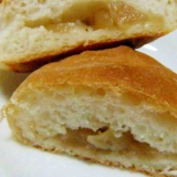 林檎ジャムでジャムパン