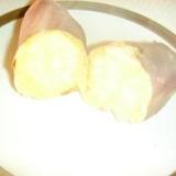 お鍋で簡単にホクホク焼き芋