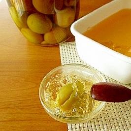「梅酒」を使ったさわやかレシピ