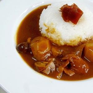 ねっとり新食感☆ 「里芋ポークカレー」
