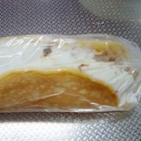 フライパンで簡単★丸ごとバナナのヨーグルオムレット