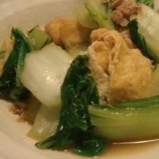 白菜炒めコンソメ味