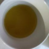 レモンはちみつ玄米茶
