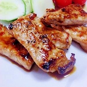 豚肉のベトナム風エスニックソテー