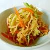 切干大根の中華サラダ