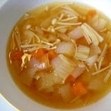 エノキダケ入り☆ 玉ねぎスープ♪
