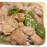 お弁当のメイン☆豚こまとピーマンの焼き肉のタレ炒め