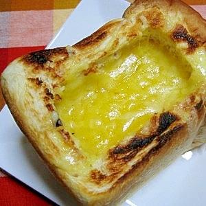お家カフェの定番!厚切りパンdeグラタン