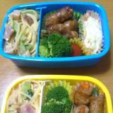 幼稚園児弁当とミルフィーユ弁当20