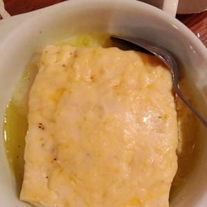 簡単ヘルシーおつまみ!豆腐チーズ