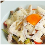 風邪っぴきでも作れるぐらい簡単な鶏むね肉のサラダ