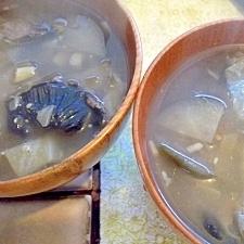ショウガ入り☆夏の味噌汁