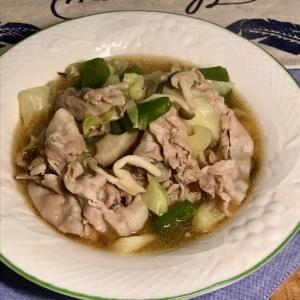 味覇入れときゃ何とかなるよ!豚バラキャベツの中華煮