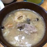 野菜たっぷり!圧力鍋で豚汁☆