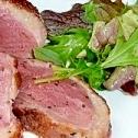鴨ロース(むね肉)ステーキ