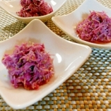 ◆もってのほか◆酢の物(食用菊)