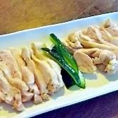 簡単☆鶏もも肉で蒸し鶏