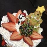 超簡単☆クリスマスケーキ☆