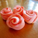 薔薇のクッキー