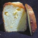 HBにお任せ・デニッシュ風チーズ食パン