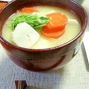 お雑煮☆白味噌風味