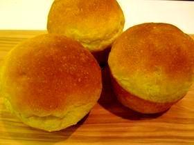 ローズ家のかぼちゃパン