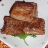 メカジキの味噌焼き