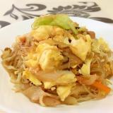 緑豆春雨でアジアン麺