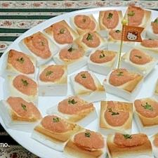 はんぺんのマヨネーズ焼き
