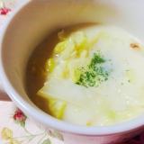 簡単に♡白菜のクリーム煮