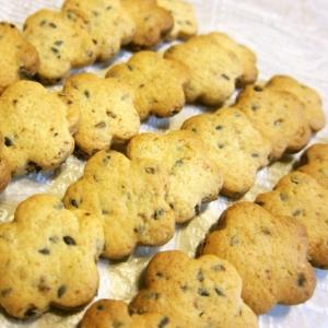 簡単!ごまみそクッキー