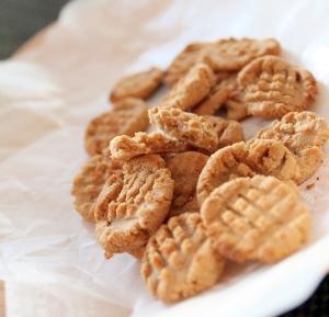 ピーナッツ粉で簡単SOYJOYピーナッツ味クッキー