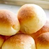 ホームベーカリー de フワフワのミルクパン
