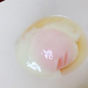 誰でも簡単☆とろとろ温泉卵