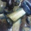とぎ汁と塩麹で作る、簡単ぬか漬け風ナスの漬物