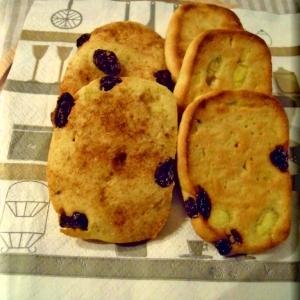 さつまいもとシナモンのソフトクッキー